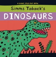 Dinosaurs: A Giant Fold-Out Book  -     By: Simms Taback
