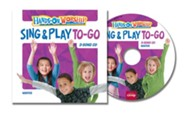 Hands-On Worship Sing & Play CD 5-Pack, Winter