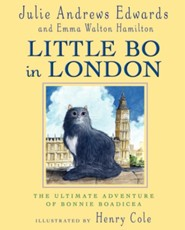 Little Bo in London  -     By: Julie Andrews Edwards     Illustrated By: Henry Cole