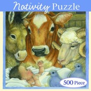 Nativity Inspirational Puzzle