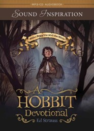 A Hobbit Devotional - unabridged audiobook on MP3-CD