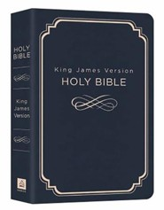 KJV Deluxe Gift & Award Bible-imitation leather