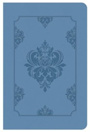 KJV Deluxe Gift & Award Bible [Light Blue]