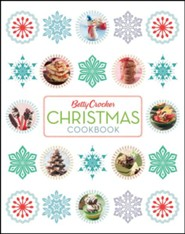 Betty Crocker Christmas Cookbook    -