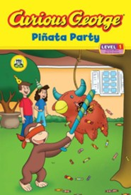 Curious George Pinata Party  -     By: H.A. Rey