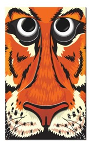 Tiger  -     By: Chuck Gonzales     Illustrated By: Dave Klug