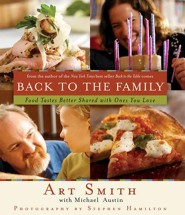 Back to the Family: Food Tastes Better Shared with the Ones You Love - eBook