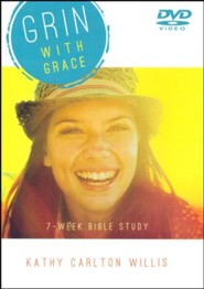 Grin with Grace: 7 Week Bible Studies - DVD