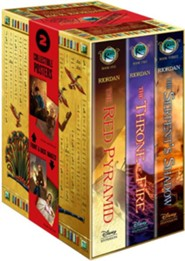 The Kane Chronicles Hardcover Boxed Set  -     By: Rick Riordan