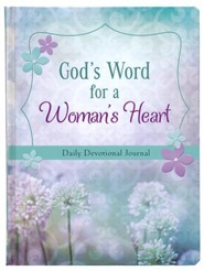 God's Word for a Woman's Heart, Daily Devotional Journal