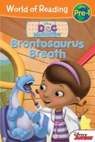 Doc McStuffins: Brontosaurus Breath