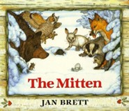 The Mitten Oversized Board Book