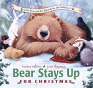 Bear Stays Up for Christmas - eBook