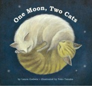 One Moon, Two Cats - eBook