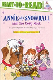 Annie and Snowball and the Cozy Nest - eBook