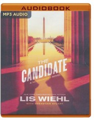 The Candidate - unabridged audio book on MP3-CD