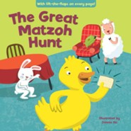 The Great Matzoh Hunt  -     By: Jannie Ho     Illustrated By: Jannie Ho