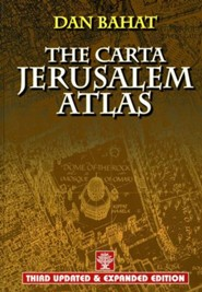 The Carta Jerusalem Atlas, Third Edition