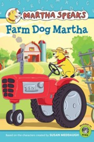 Martha Speaks: Farm Dog Martha