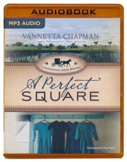 #2: A Perfect Square - unabridged audio book on MP3-CD