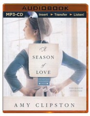 A Season of Love: A Novel - unabridged audio book on MP3-CD