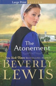 The Atonement, large print ed.