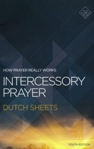 Intercessory Prayer, Youth Edition