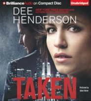 Taken - unabridged audiobook on CD