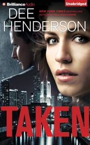 Taken - unabridged audio book on CD