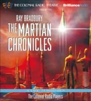 Ray Bradbury's The Martian Chronicles: A Radio Dramatization - unabridged audiobook on CD