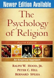 Psychology of Religion, Fourth Edition   -     By: Ralph W. Hood, Peter C. Hill, Bernard Spilka