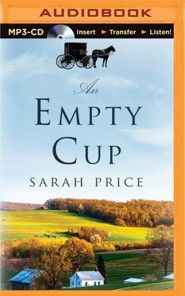 An Empty Cup - unabridged audio book on MP3-CD