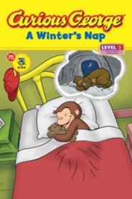 Curious George A Winter's Nap  -     By: H.A. Rey