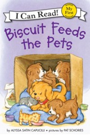 Biscuit Feeds the Pets, hardcover