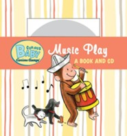 Curious Baby Music Play (Curious George board book with CD)