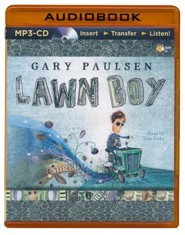 Lawn Boy - unabridged audiobook on CD
