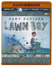 Lawn Boy - unabridged audiobook on CD