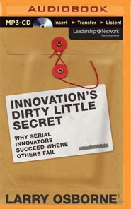Innovation's Dirty Little Secret, Unabridged MP3-CD