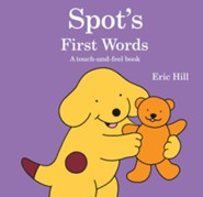 Spot's First Words  -     By: Eric Hill