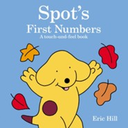Spot's First Numbers  -     By: Eric Hill