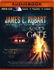 Soul's Gate, Unabridged MP3-CD