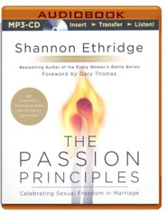 The Passion Principles, Unabridged MP3-CD