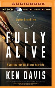 Fully Alive, Unabridged MP3-CD