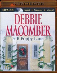 5-B Poppy Lane: A Cedar Cove Book - unabridged audio book on MP3-CD