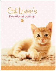 Cat Lover's Devotional Journal