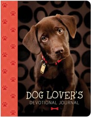 Dog Lover's Devotional Journal
