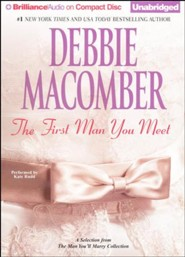 First Man You Meet: A Selection from The Man You'll Marry - unabridged audio book on CD