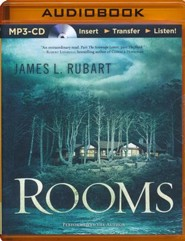 Rooms: A Novel - unabridged audio book on MP3-CD