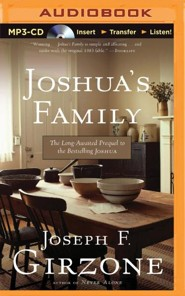Joshua's Family - unabridged audio book on MP3-CD