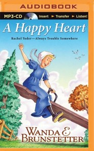 Happy Heart - Unabridged audio book on MP3-CD
